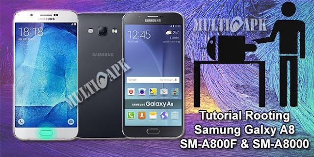 Cara Mudah Root Samsung Galaxy A8