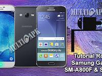 Cara Mudah Root Samsung Galaxy A8 (SM-A8000 dan SM-A800F)