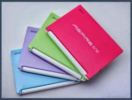 Harga Laptop Acer Aspire One Happy N57C Untuk Anak Perempuan