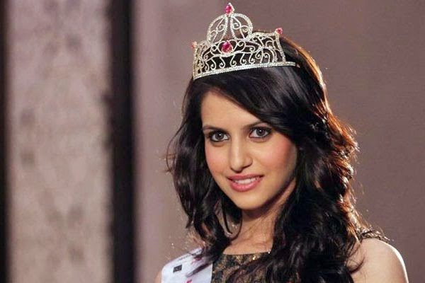 Koyal Rana wins fbb Femina Miss India