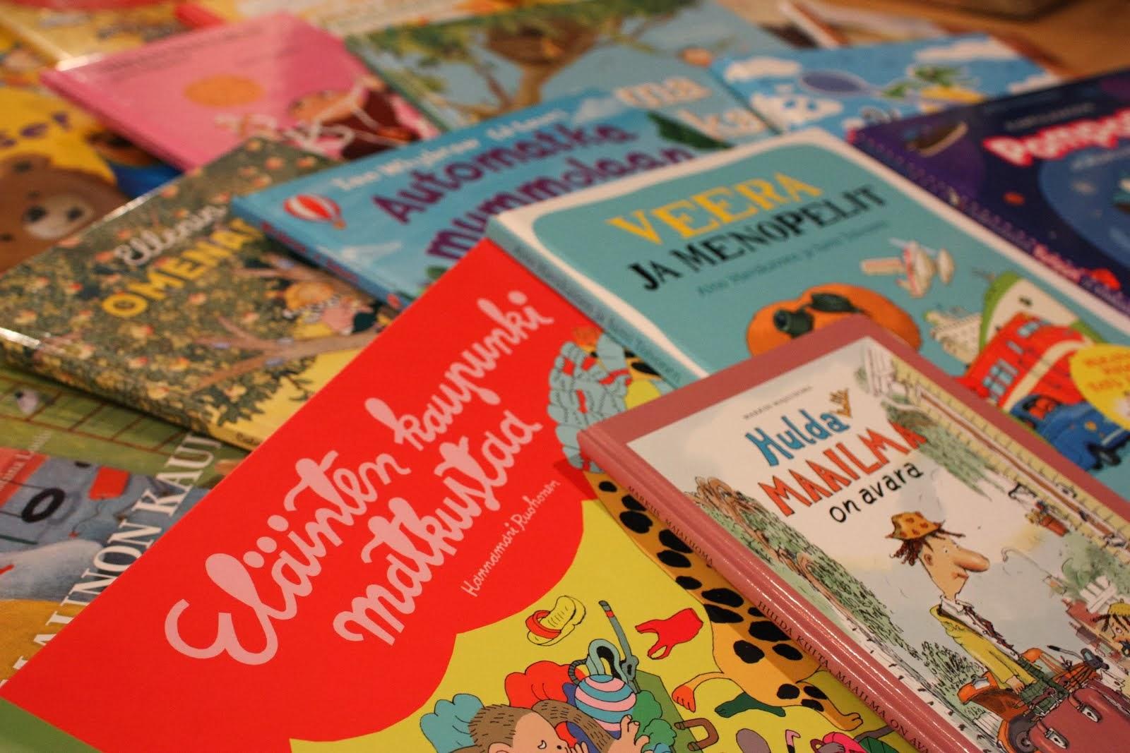 Hyvä lastenkirja on taidetta