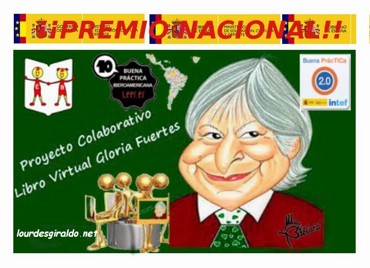 Proyecto Colaborativo Gloria Fuertes