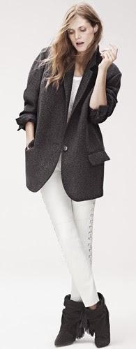 Isabel Marant para H&M mujer pantalones chaquetas