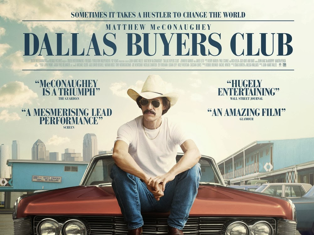 Pemain Dallas Buyers Club