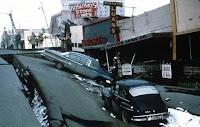 Terremoto en Alaska en 1964
