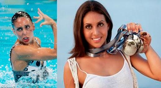 Marga Crespí, nadadora