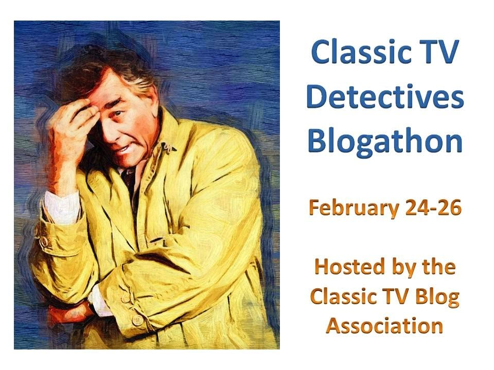 Classic TV Detectives Blogathon February 24-26