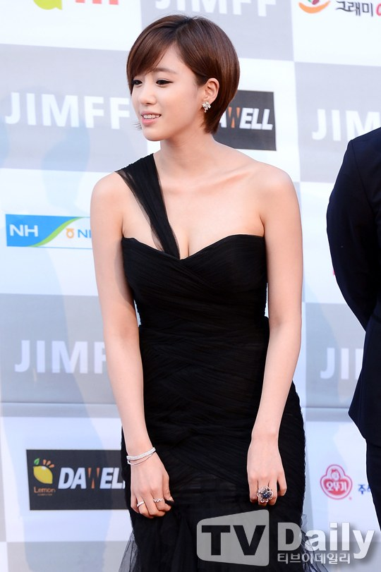 See t-ara eunjungs pictures from the 2013 jimff