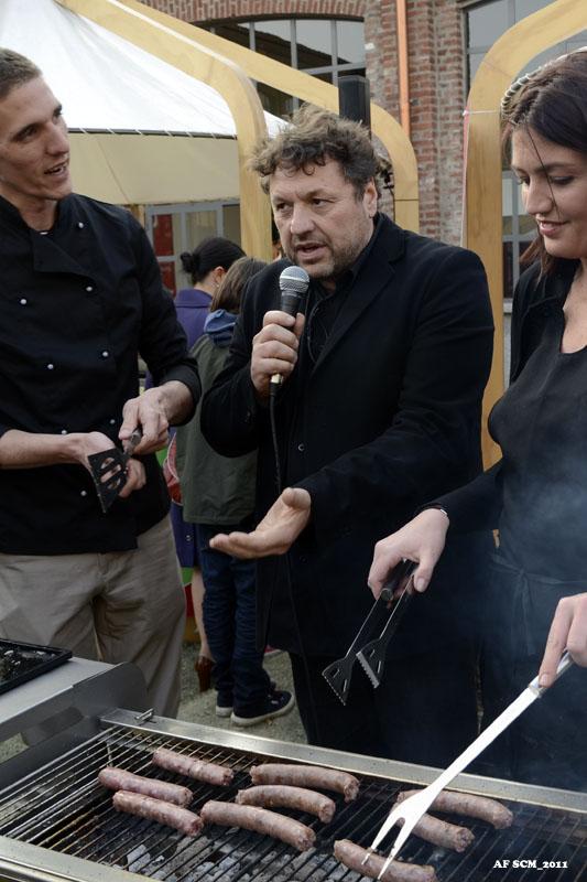 Sorelle in pentola fuorisalone 2011 e quattro giorni di for Marco pirotta chef