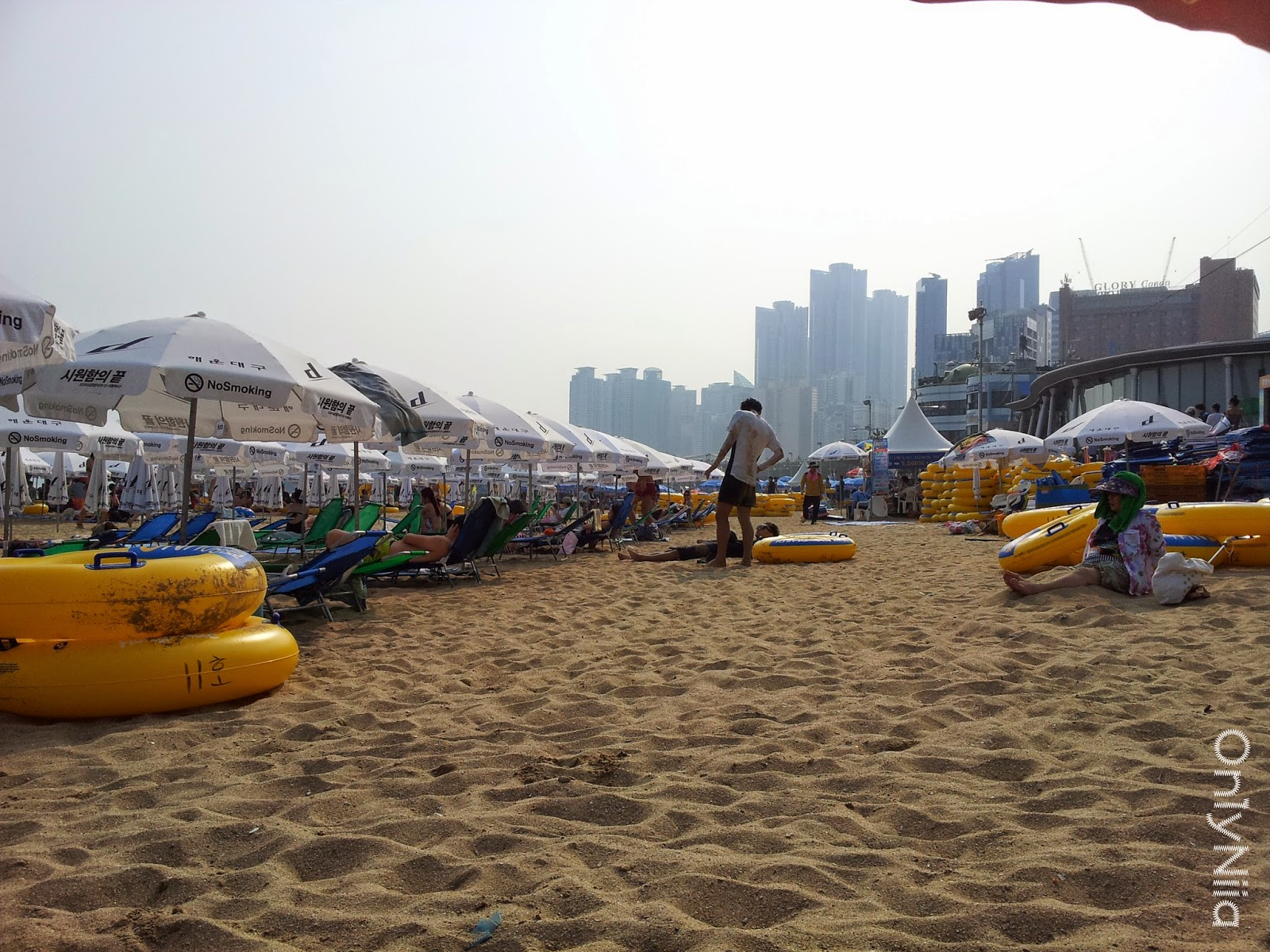 Пляж хэунде пусан проститутки