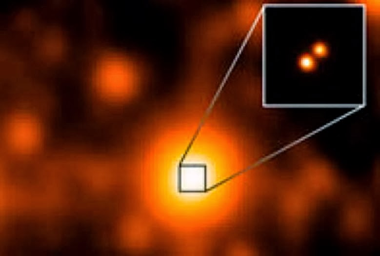 Nearby failed stars may harbour planet