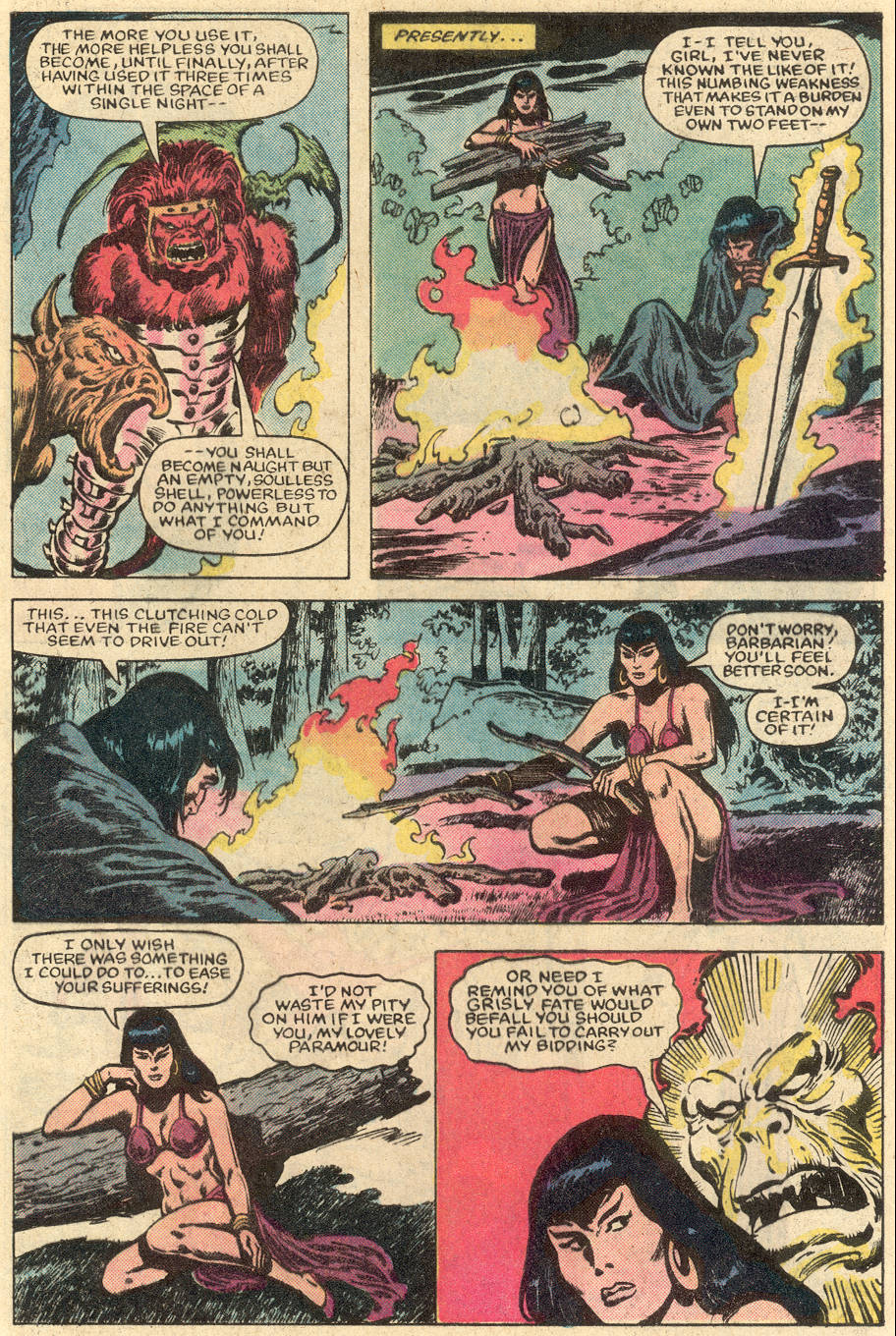 Conan the Barbarian (1970) Issue #152 #164 - English 11