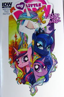 My Little Pony comic #34 cover A