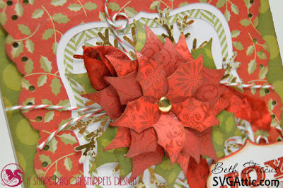 Image Result For Poinsettia And Bow