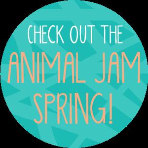 The Animal Jam Spring!