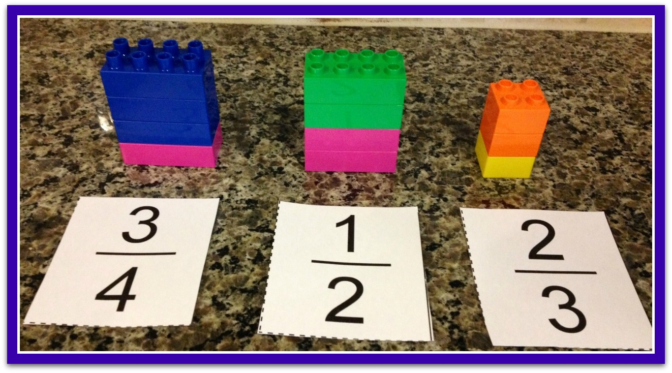Kathys Cluttered Mind: 5 Days Of Learning With Legos - Lego Math ...
