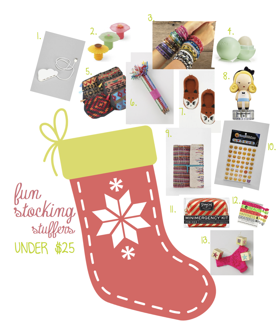 Cool Stocking Stuffers Magnificent Of Fun Stocking Stuffers Image
