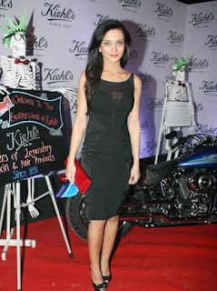 WWW..BLOGSPOT Actress Amy Jackson at Kiehl's Store Launch Event Picture Stills Gallery 0001