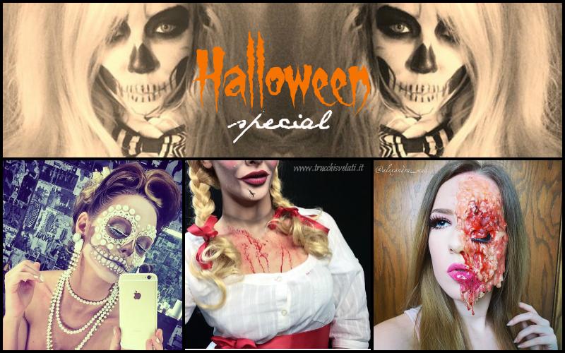 halloween makeup idee instagram