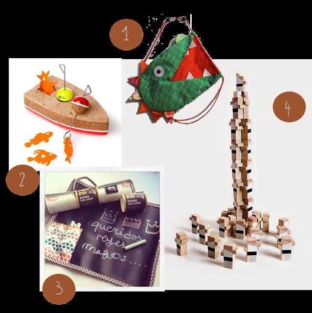 wishlist juguetes barcelonakids