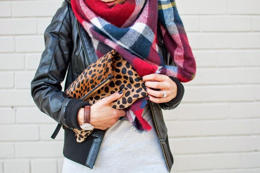 OOTD - DIY Destroyed Black Denim | La Petite Noob | A Toronto-Based Fashion and Lifestyle Blog.