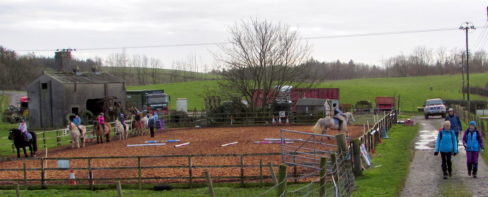 Lochnaw home farm ideas.