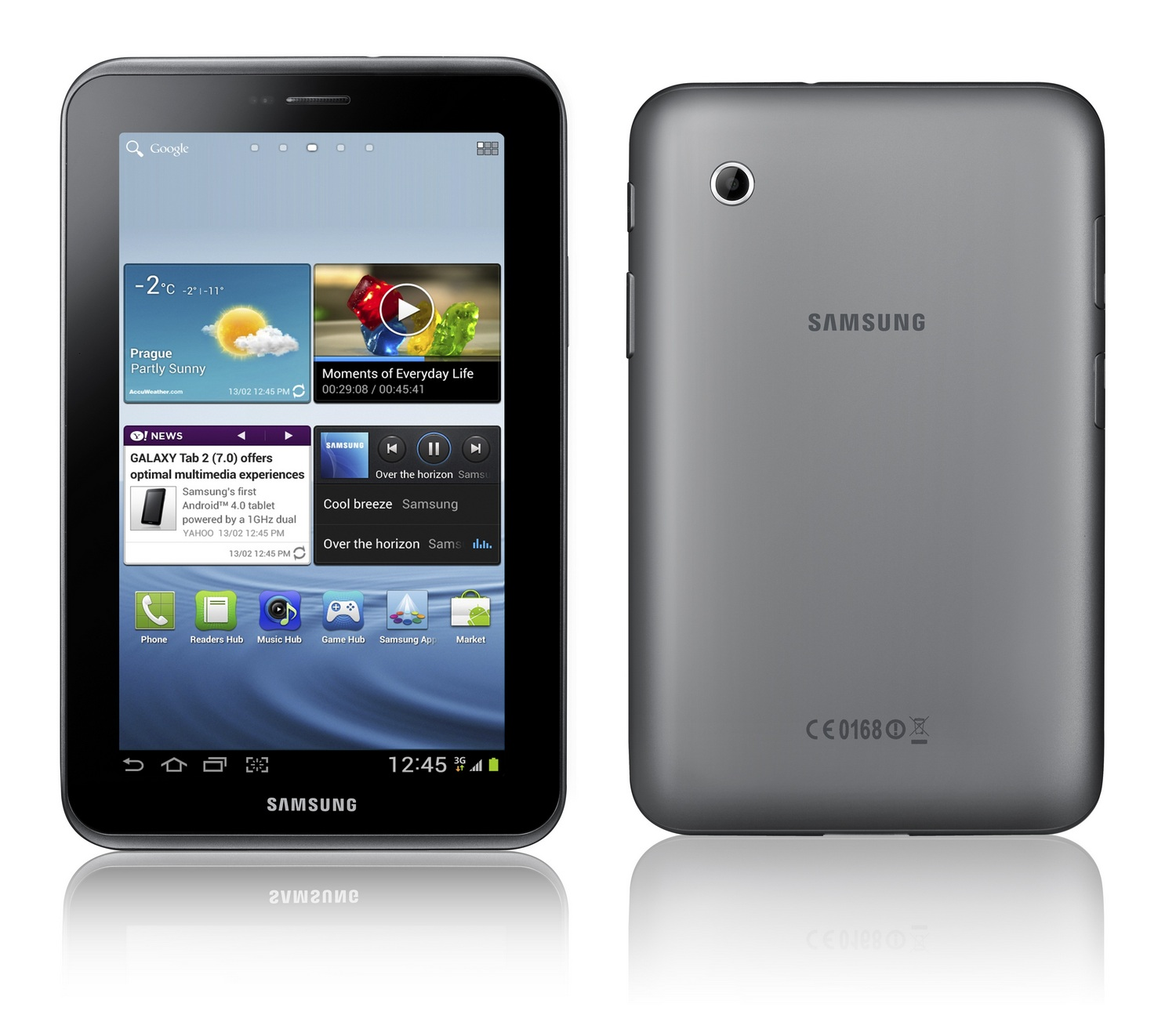 how to open samsung tablet 2