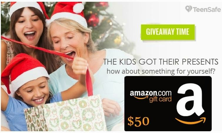 Teen Safe $50.00 Amazon Gift Card Giveaway