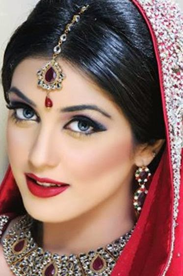 New Pakistani Bridal Makeup 2015-16 ~ Fashionip