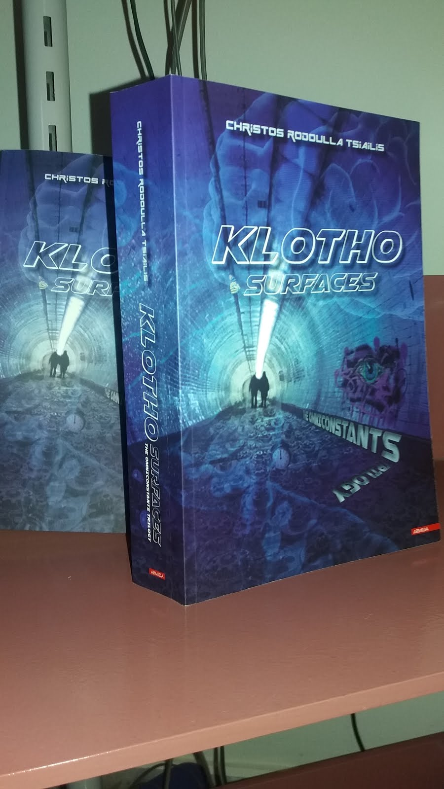 Klotho Surfaces - The Omniconstants Trilogy