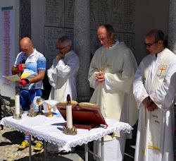 """""""Casa don Guanella"""", in bici da Lecco al Ghisallo per ricordare gli amici del ciclismo e della comu"""