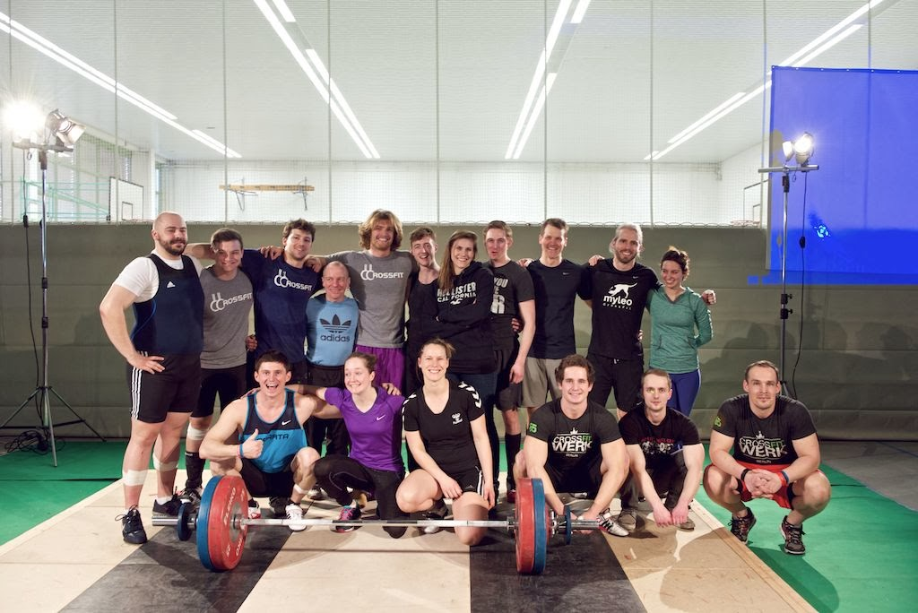 crossfit weightlifting berlin