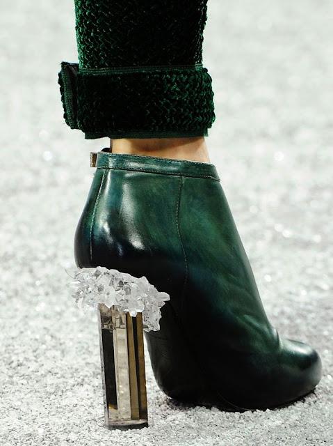 Desejo do dia - Botins Chanel