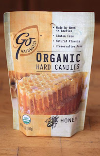 Gluten Free Candy: Go Naturally Honey Organic Hard Candies