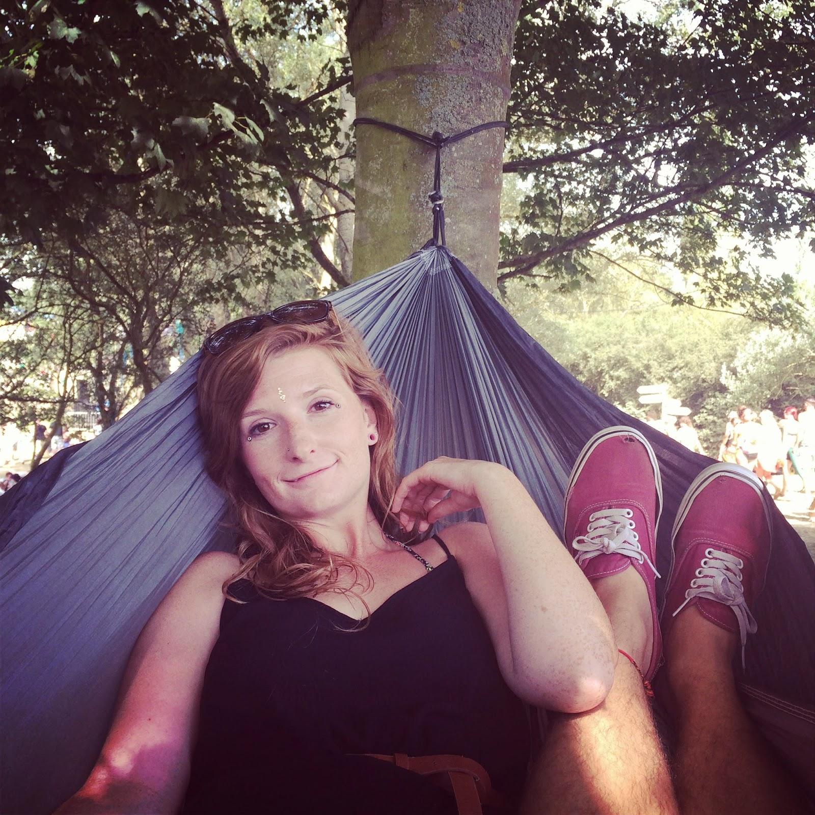 festival hammock