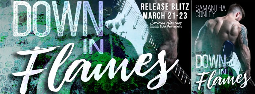 Down In Flames Release Blitz