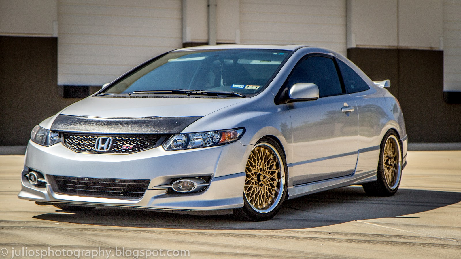 Honda Civic Si Custom | Julio's Photography