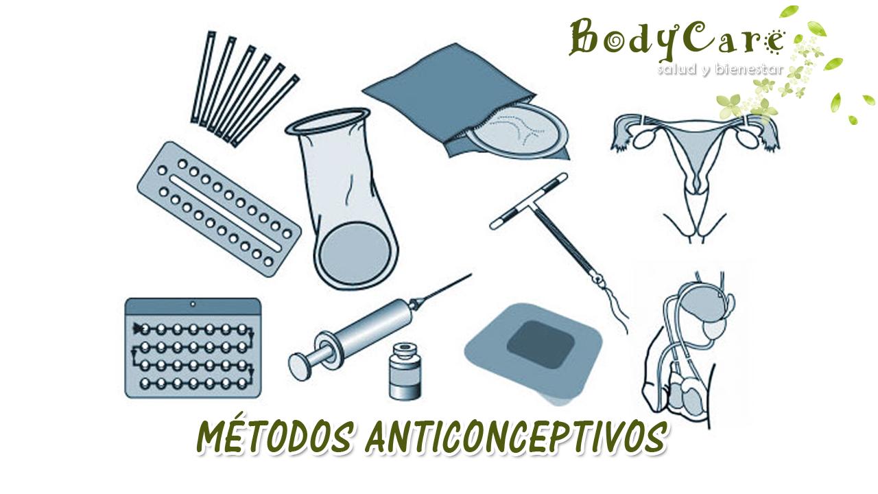 Metodos De Anticonceptivos