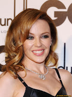 Kylie Minogue GQ Men of the Year Awards, The Royal Opera House