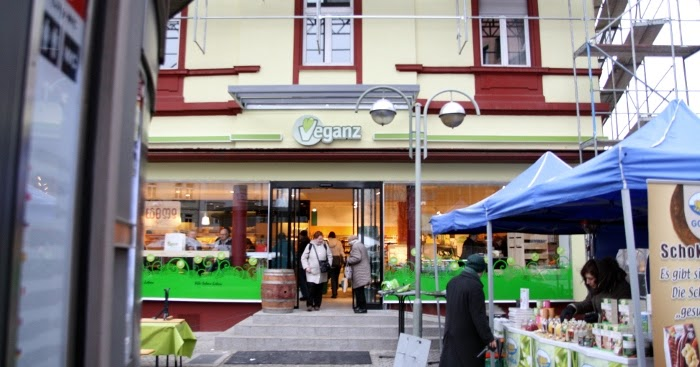 food and fotos life of a vegan veganz und savory in frankfurt am main. Black Bedroom Furniture Sets. Home Design Ideas