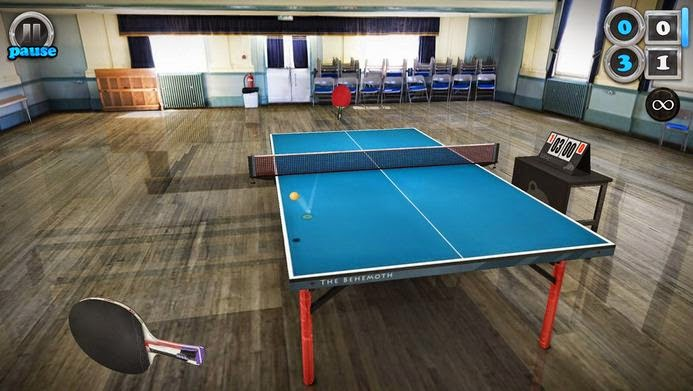 Download Table Tennis Touch Apk + Data