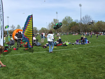 Chico's Annual Kite Day