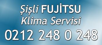 Fujitsu Şişli Klima Servis