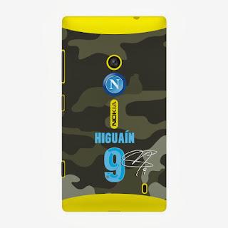Nokia Lumia 520 Higuain Edition