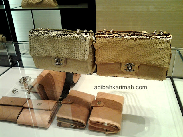 Fendi Baguette 15th Anniversary at KLCC had invited premium beautiful top agents at chanel boutique
