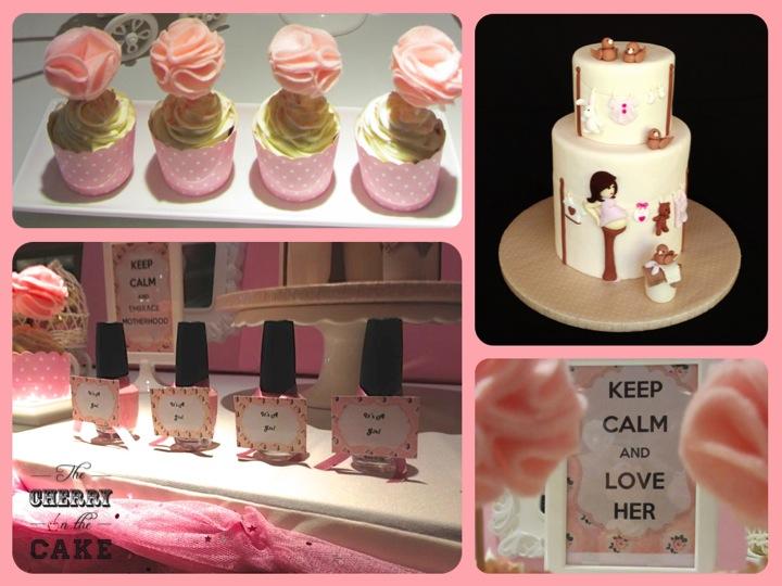 party planner dessert table cake designer baby shower dessert table
