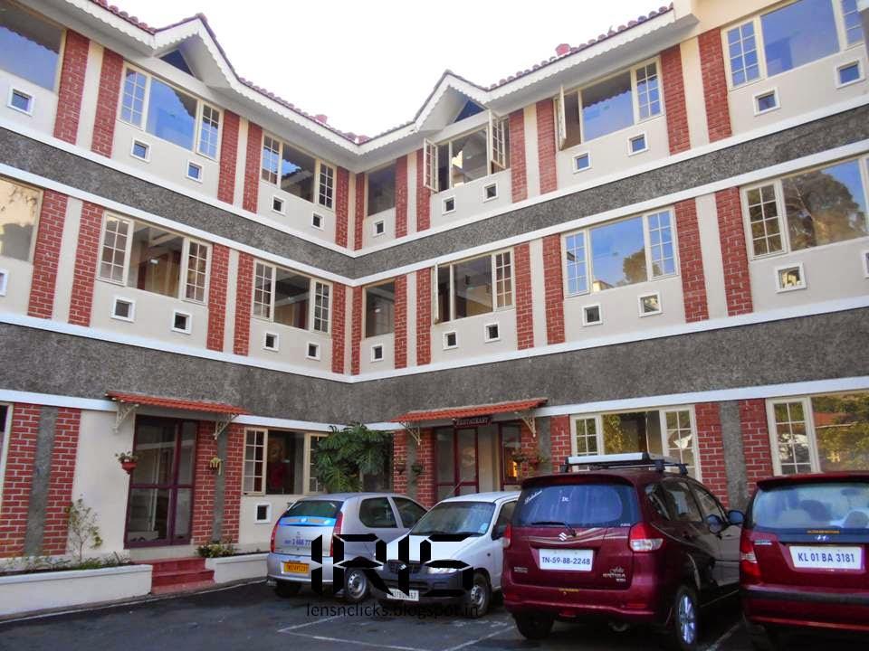 Hotel Silver Springs Kodaikanal