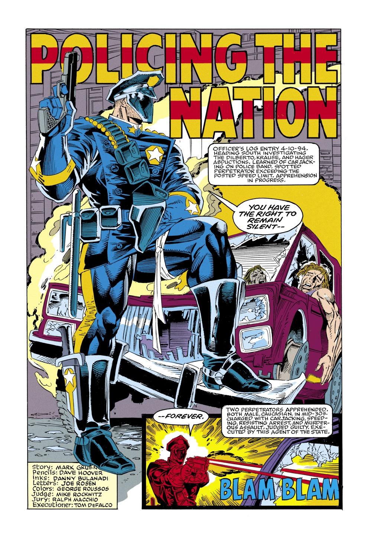 Captain America (1968) Issue #428 #378 - English 4