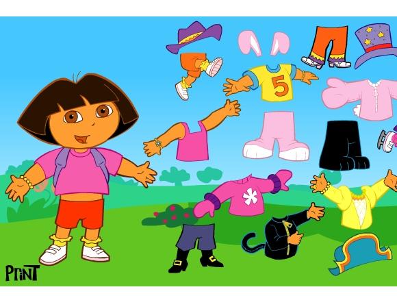 Jeux de dora - Jeux de fille 8 ans gratuit ...