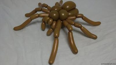 Karya Seni Indah dari Balon